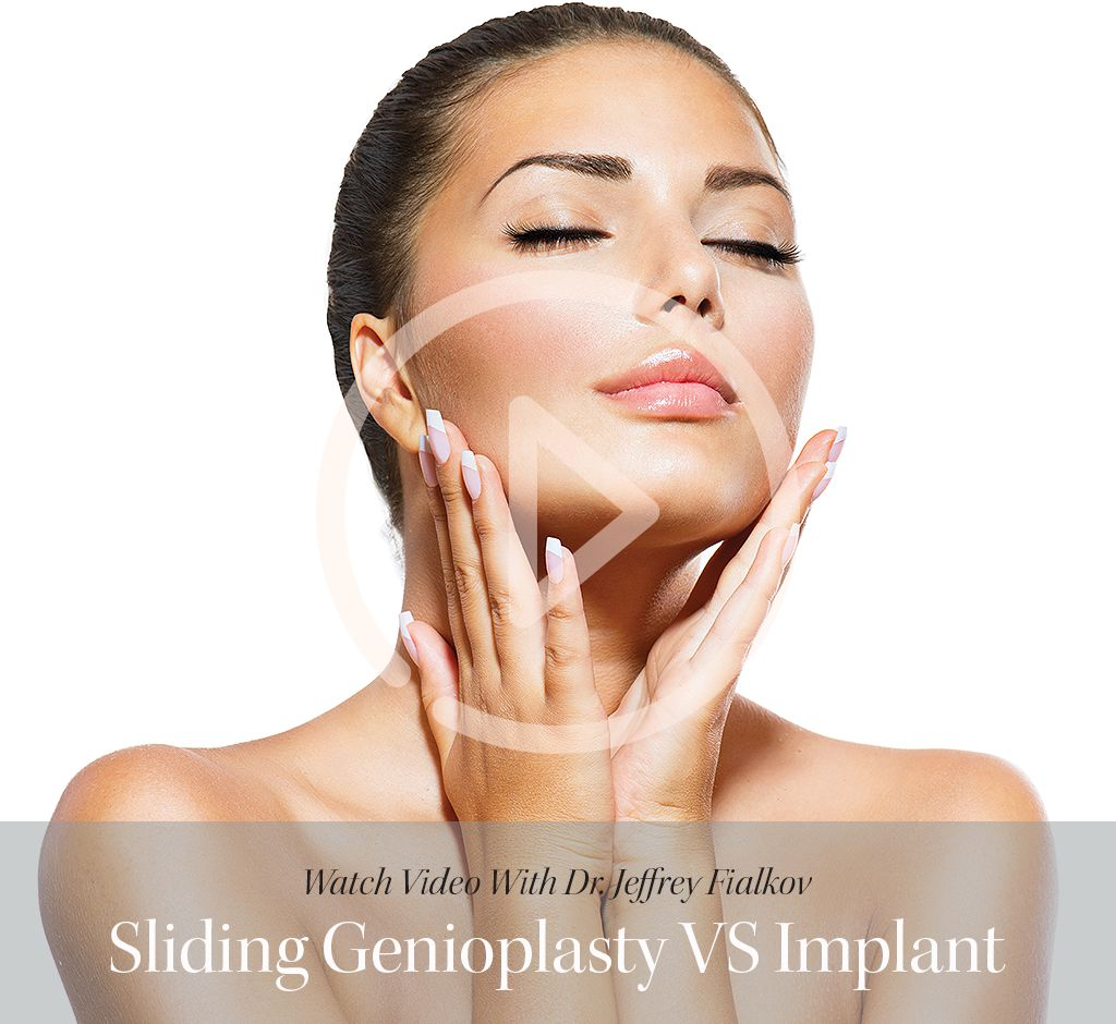 Chin Augmentation - Genioplasty | Dr  Fialkov