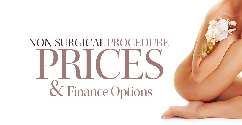 Non-surgical Procedurs Prices Toronto