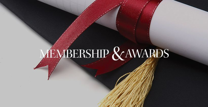 Edelstein Cosmetic Membership & Awards