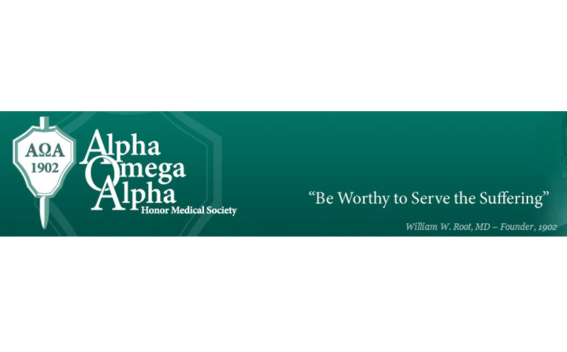 Alpha Omega Alpha Honor Medical Society