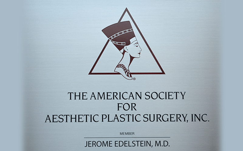 American Society of Aesthetic Plastic Surgery Inc.