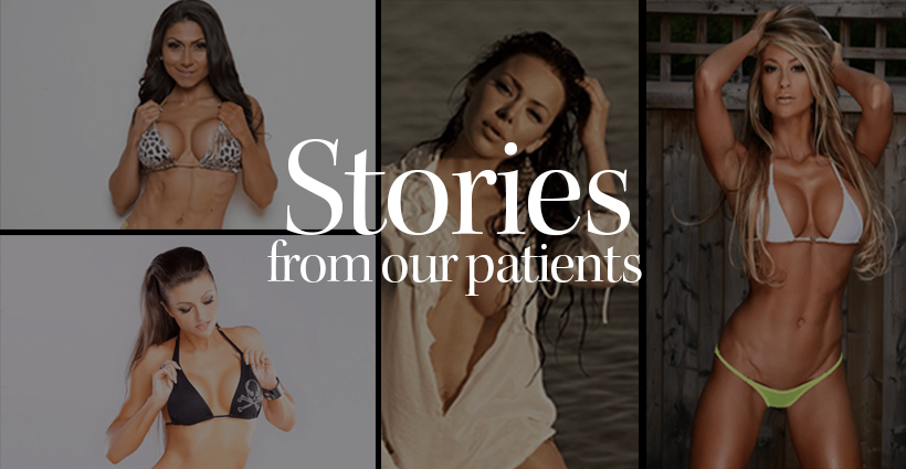 Patient Stories - Edelstein Cosmetic
